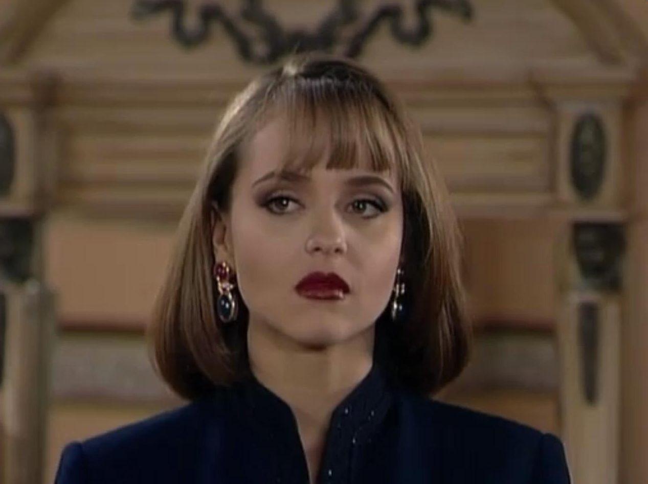 Paola Bracho, in La Usurpadora