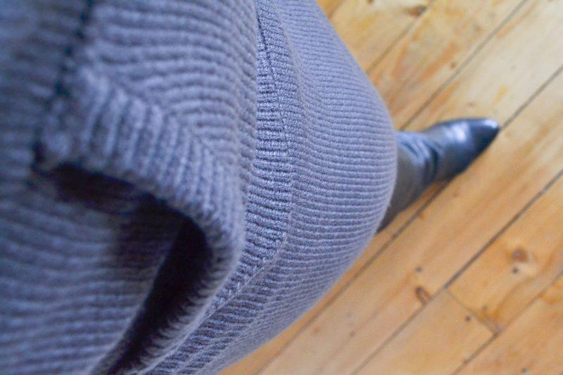 Rochie tricotată, primăvara Bonprix