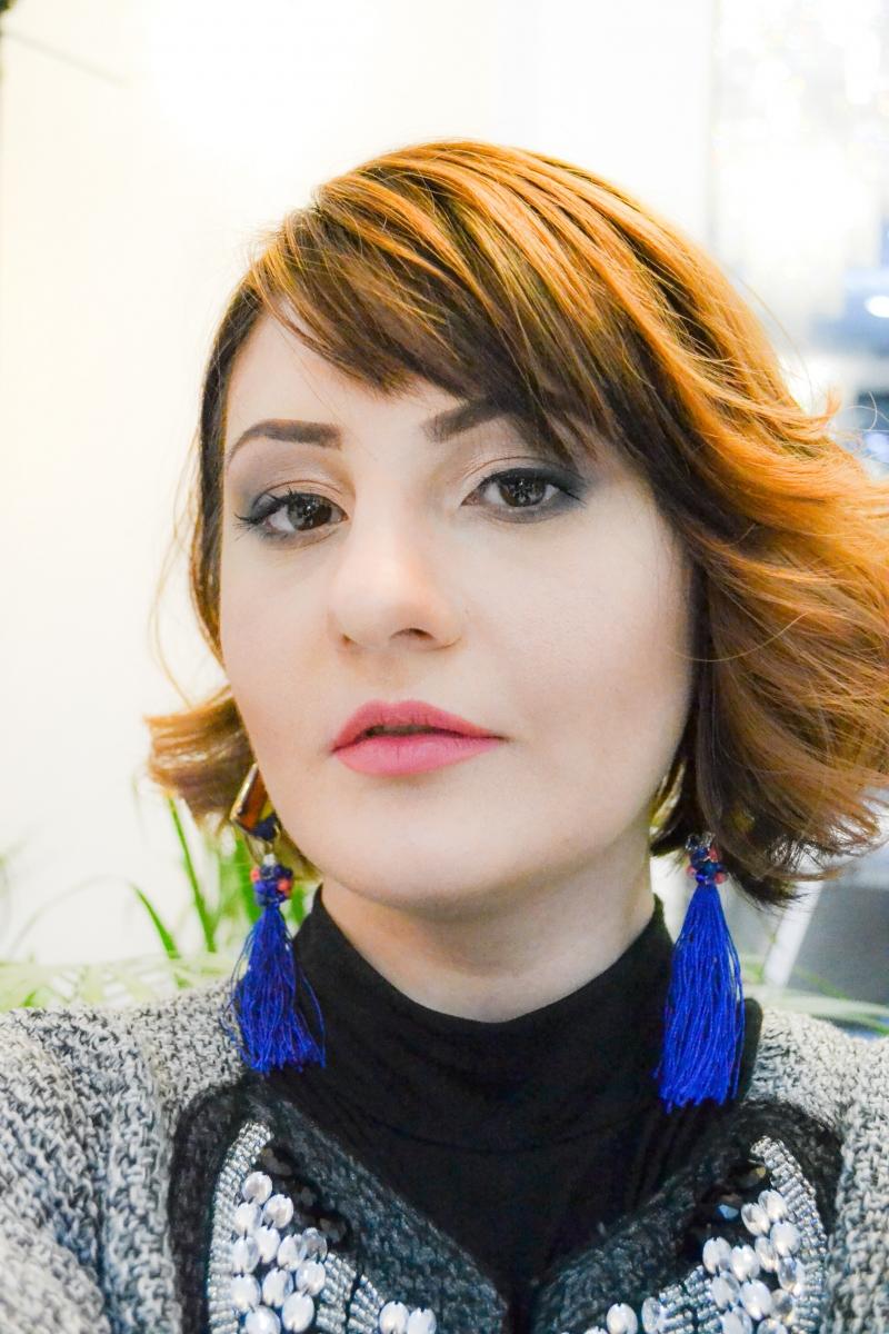 Machiaj profesional la 1 DREAM Beauty Studio by Raluca Racovita