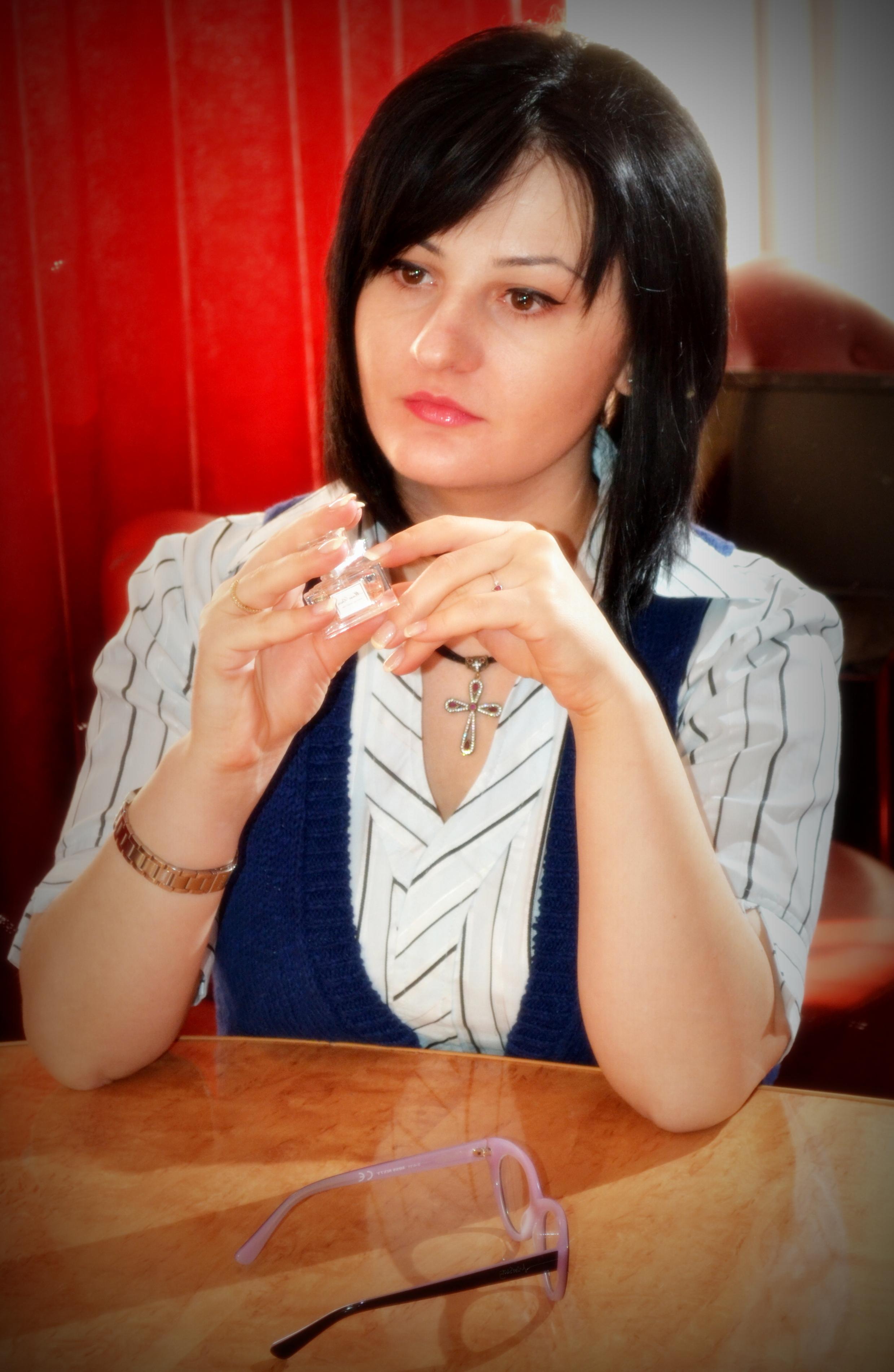 Alina Danila - lifestyle adviser