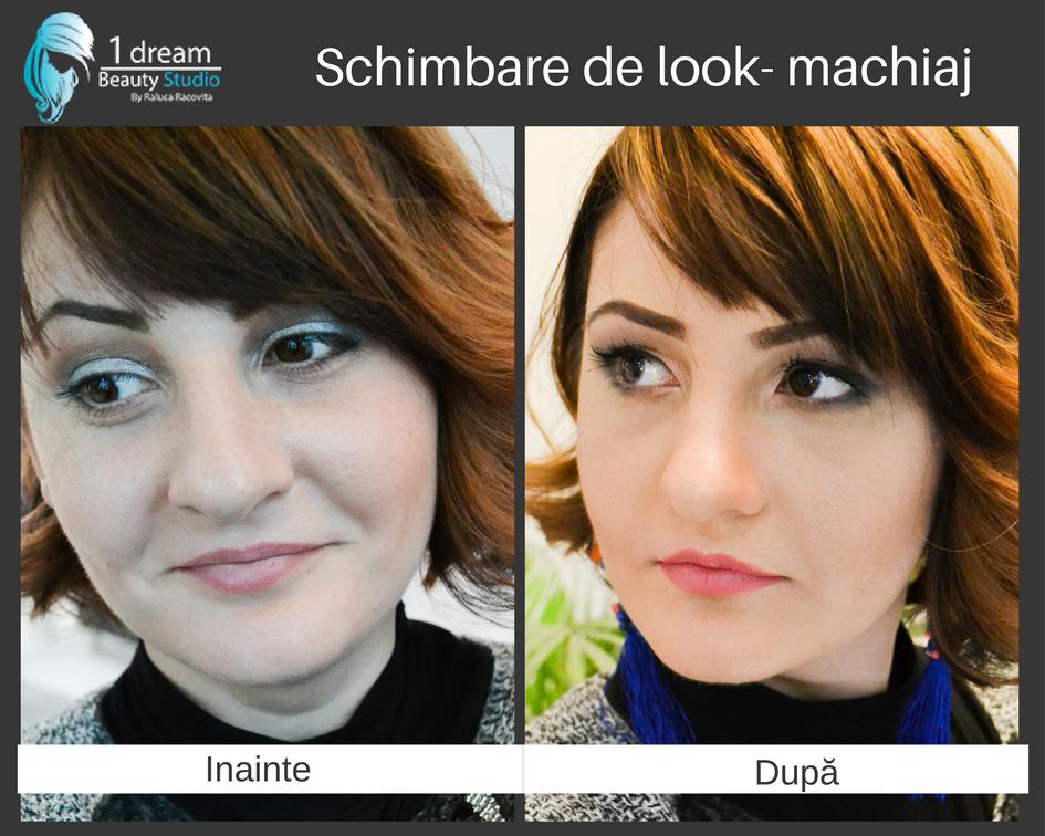 Machiaj profesional 1DREAM Beauty Studio