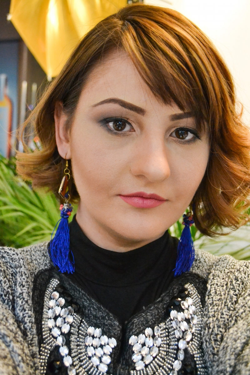 Schimbare de look 2 la 1 DREAM Beauty Studio by Raluca Racovita